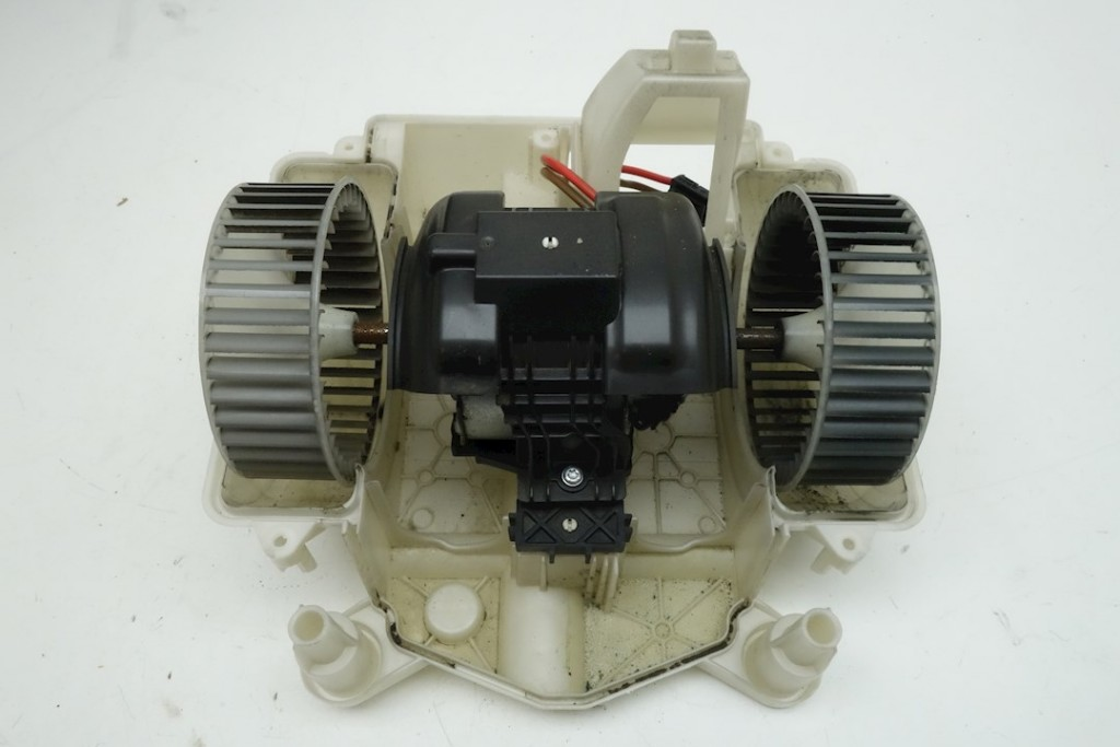 Heater Fan Motor ABS, 5 Gats Mercedes S (W222) Sedan 3 0 S-500 Plug
