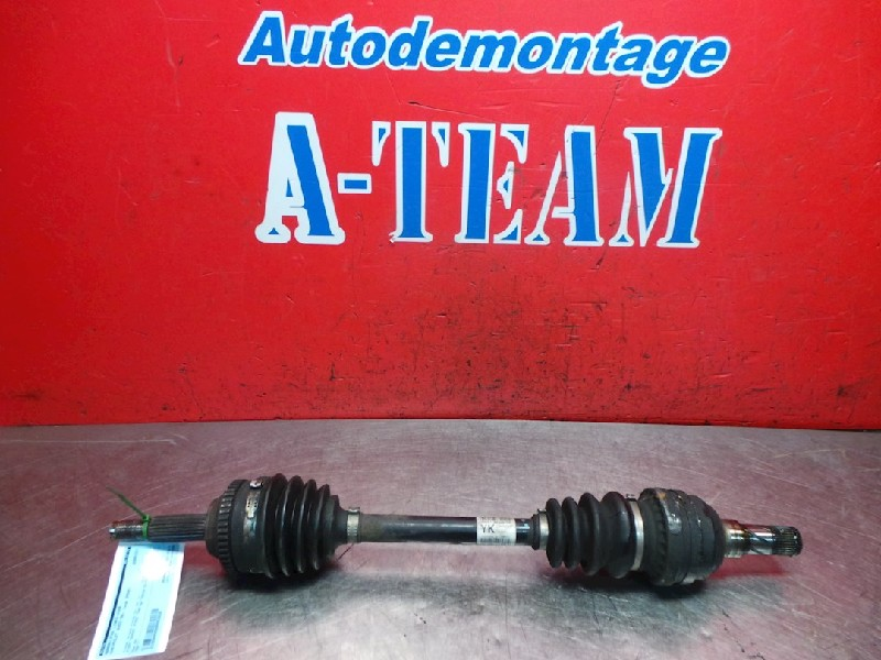 Daewoo / Chevrolet Aveo (256) Sedan 1.4 16V (L14(L4-85)) ANTRIEBSWELLE LINKS VORNE 2008  96348790