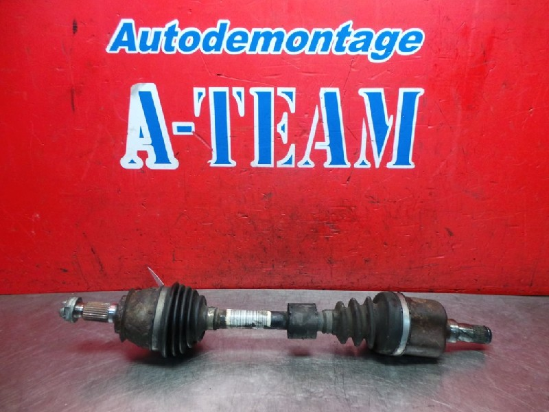 Mini Clubman (R55) Combi 1.6 16V Cooper S (N14-B16A) DRIVE SHAFT LEFT FRONT 2009  31608605467/31602756339/31607596059/31607585381/31604853483/7585381/758538102