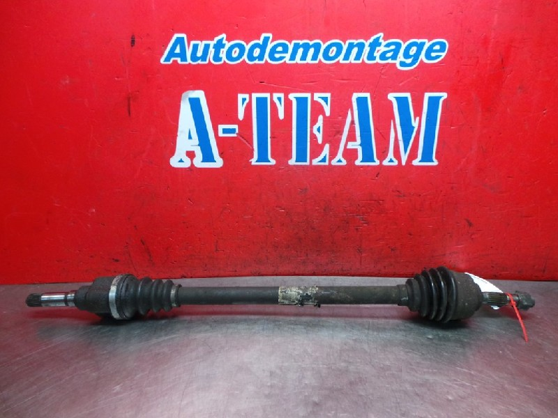 Citroën C3 Pluriel (HB) Cabrio 1.4 (TU3JP(KFV)) DRIVE SHAFT RIGHT FRONT 2003  3273SG/3273HH/3273EQ/9638016880