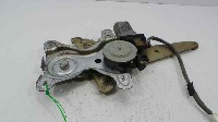 Lexus IS Sedan 300 3.0 V6 24V VVT-i (2JZ-GE) WINDOW MECHANISM LEFT REAR 1998 8572053030 8572053030
