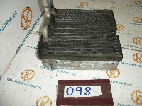 Ford Focus I Hatchback 1.8 TDCi 115 (F9DB) KLIMA RADIATOR 2001