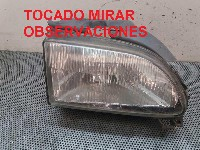 Seat Arosa (6H1) Hatchback 1.0 MPi (AHT) HEADLIGHT RIGHT 1998