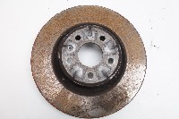 Tesla Model S Hatchback P85D (L1S) BRAKE DISC FRONT 2015  102509900B/600642000A