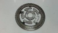 Harley Davidson FLHRC ROAD KING 2009-2013 BRAKE DISC RIGHT FRONT 2009