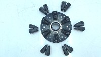 Suzuki GSX R 1000 2009-2010 SPROCKET CARRIER 2009  6461047H00