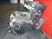 Triumph Tiger 900 1999-2000 (T709 885i) ENGINE BLOCK 1999