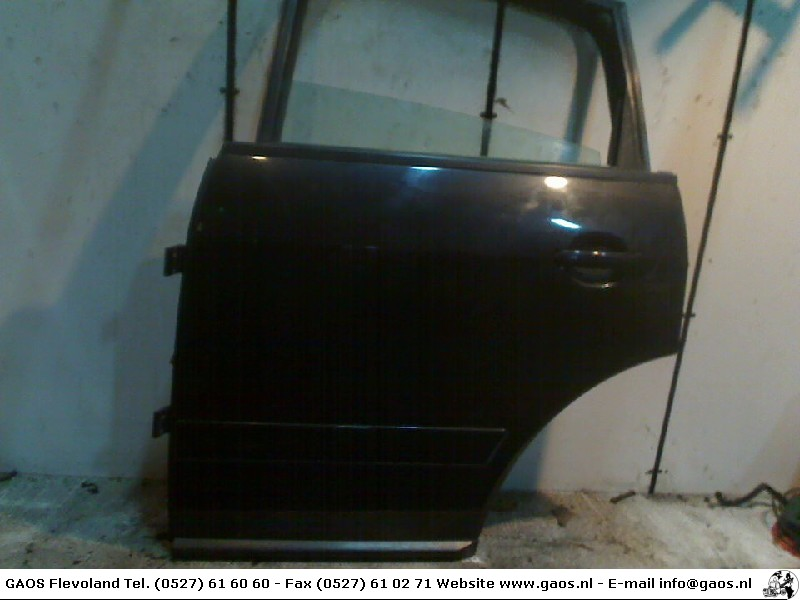 Audi A2 (8Z) Hatchback 1.4 16V (AUA) DOOR LEFT REAR 2002