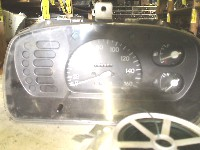 Daihatsu Move MPV 850 (ED20) INSTRUMENT PANEL 1998