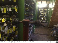 Fiat Croma (154) Sedan 1.9 TD i.d. (154.B) DRIVE SHAFT LEFT FRONT 1995