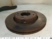 Volvo V40 (VW) 1.9 D (D4192T3) BRAKE DISC FRONT 2004
