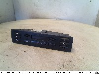 BMW 3 serie (E46/2) Coupé 320 Ci 24V (M54-B22(226S1)) CONTROL PANEL HEATER 2001