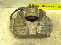 Renault Megane III Berline (BZ) Hatchback 5-drs 1.5 dCi 90 (K9K-H834) BRAKE CALIPER RIGHT FRONT 2009  410018218R