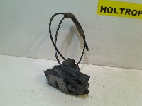 Renault Clio III Estate/Grandtour (KR) Combi 1.2 16V 75 (D4F-740) DOOR LOCK RIGHT REAR 2008  8200300129