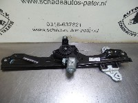 Nissan / Datsun Qashqai (J11) SUV 1.2 DIG-T 16V (HRA2DDT) WINDOW MECHANISM RIGHT FRONT 2014  807004EA0D/C17694200/140510C22008100