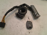 Renault Twingo (C/S06) Hatchback 1.2 16V (D4F-702) IGNITION SWITCH + KEY 2003