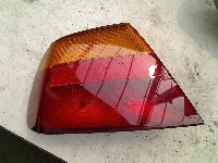 Mitsubishi Carisma Sedan 1.8 GDI 16V (4G93_GDI) REAR LIGHT LEFT 1999