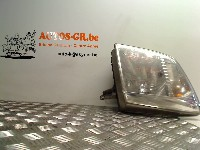 Isuzu D-Max (TFR/TFS) Pick-up 1.9 D Turbo (RZ4E-TC) HEADLIGHT LEFT 2011