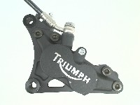 Triumph SPRINT ST 1050 2005-2007 BRAKE CALIPER LEFT FRONT 2007