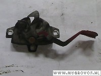 Alfa Romeo 156 (932) Sedan 1.8 Twin Spark 16V (AR32.201) LOCKING MECHANISM HOOD 1998