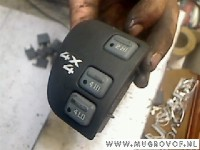 Chevrolet USA Blazer SUV 4.3 ZR2/Mid 4x4 (W(V6-262)) SWITCH MISCELLANEOUS 1999