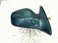 SsangYong Musso Terreinwagen 2.9D (OM602.910) SIDE MIRROR RIGHT ELECTRIC 1997