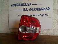 Volkswagen Fox (5Z) Hatchback 1.2 (BMD) REAR LIGHT RIGHT 2007