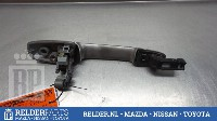 Mazda 3 (BK12) Sedan 1.6 CiTD 16V (Y603) DOOR HANDLE RIGHT FRONT 2006