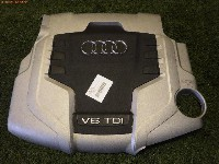 Audi A4 Sedan 2.7 TDI V6 24V (CGKA(Euro 5)) ENGINE COVER 2007 059103925AQ 059103925AQ