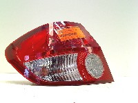 Hyundai Getz Hatchback 1.3i 12V (G4EA) REAR LIGHT LEFT 2003